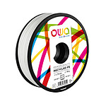 Owa Filament PS recyclé - Blanc 1.75 mm