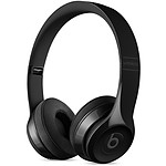 Beats Solo 3 Wireless Noir Gloss
