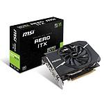 MSI GeForce GTX 1070 Aero ITX OC - 8 Go