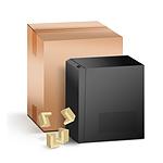Materiel.net Carton et calage pour prestation atelier