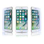 Qdos Verre trempé Anti lumière bleue - iPhone 7 Plus