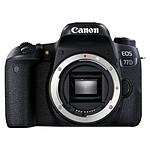 Canon EOS 77D Boîtier Nu Noir