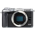 Canon EOS M6 Argent (boitier nu)
