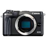 Canon EOS M6 Noir (boitier nu)