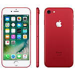 Apple iPhone 7 (rouge special edition) - 128 Go