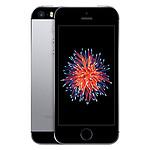 Apple iPhone SE (gris sidéral) - 128 Go