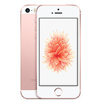 Apple iPhone SE (or rose) - 128 Go