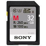 Sony SD Pro 32 Go UHS-II (260Mo/s)