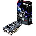 Sapphire Radeon RX 580 Nitro+ 4 Go (11265-07)