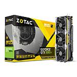 Zotac GeForce GTX 1080 Ti AMP! Extreme - 11 Go