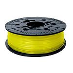 XYZprinting Cartouche de filament PLA, 600g, Jaune clair