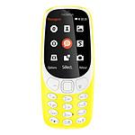 Nokia 3310 - Double SIM (jaune)