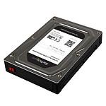 """StarTech.com Boîtier adaptateur pour DD/SSD SATA 2,5"""" vers 3,5"""""""