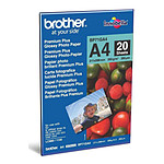 Brother Papier photo brillant A4 (20 feuilles)