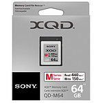 Sony XQD 64 Go (150Mo/s)