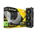 Zotac GeForce GTX 1080 AMP Extreme+ - 8 Go