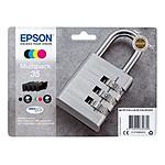 Epson Multipack 4 couleurs 35 Cadenas