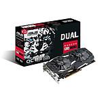 Asus Radeon RX 580 Dual Series OC Edition - 8 Go