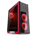 Spirit Of Gamer ROGUE III RED