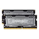 Ballistix SO-DIMM Sport LT DDR4 2 x 8 Go 2666 MHz