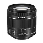 Canon EF-S 18-55mm f/4.5-6 IS STM