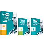 ESET Smart Security Premium 2017 (1 an 1 poste)