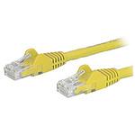 StarTech.com Cable reseau Cat6 Gigabit UTP de 7m - Jaune