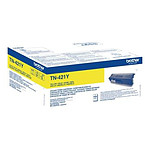 Brother TN-421Y Toner jaune - 1800 pages