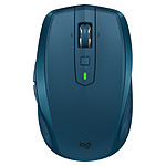 Logitech MX Anywhere 2S - Bleu