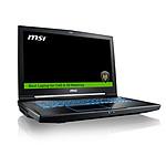 MSI WT73VR 7RM-634FR - Xeon - 32 Go - SSD