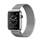 Apple Watch 2 acier inoxydable 42 mm