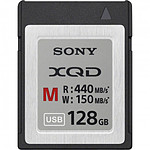 Sony XQD 128 Go (150Mo/s)