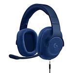 Logitech G433 - Bleu