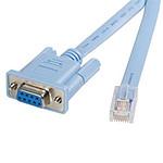 StarTech.com Cable console RJ45 a DB9 1,8m pour routeur Cisco