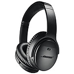 Bose QuietComfort 35 II (V2) Wireless Noir - Casque sans fil