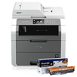 Brother DCP-9020CDW + Toner noir (TN-241BK)