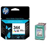 HP Pack de 2 cartouches n°344 (C9363EE) - 3 Couleurs