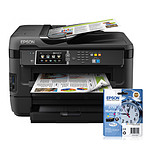 Epson WorkForce WF-7620DTWF + multipack 27XL