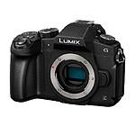 Panasonic Lumix DMC-G80 (boitier nu)