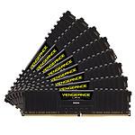 Corsair Vengeance LPX Black DDR4 8 x 16 Go 3800 MHz CAS 19