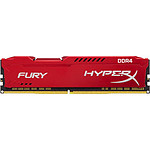 HyperX Fury Red DDR4 1 x 16 Go 2666 MHz CAS 16