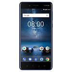 Nokia 8 (TA-1012) (bleu trempé)