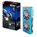 Sapphire Radeon RX 580 Nitro+ Special Edition - 8 Go