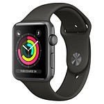 Apple Watch Series 3 - GPS - 38 mm