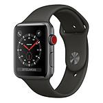 Apple Watch Series 3 - Cellular - 42 mm