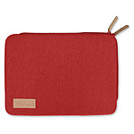 Port Skin Torino pour PC Portable 13/14'' rouge