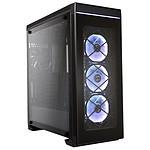 Boîtier PC LED RGB Lian Li