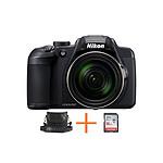 Nikon Coolpix B700 Noir + Sacoche + SD 16 Go (Pack)