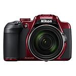 Nikon Coolpix B700 Rouge + étui cuir + SD 16Go (Pack)