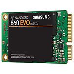 Samsung Serie 860 EVO mSATA 500 Go